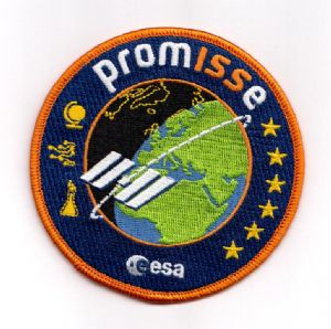ISS André Kuipers Promisse Mission Official Patch